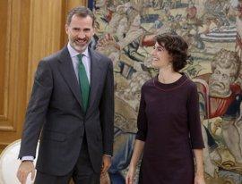 Equo debuta en las consultas de Zarzuela y destaca el compromiso medioambiental del Rey