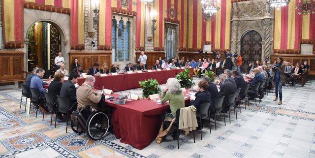 Una guía fija condiciones a las empresas prestadoras de servicios a Barcelona