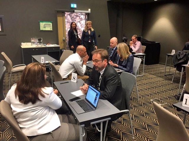 Convención de Biomarina en Noruega