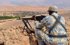 Cinco muertos en nuevos combates entre milicias de Puntlandia y Galmudug en Galkayo, Somalia