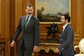 Garzón dice que IU será exigente con los gobiernos del PSOE y no dejara pasar al PP