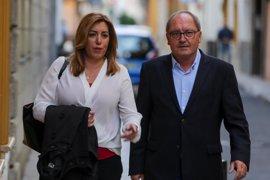 PSOE-A llama al PSC a recapacitar y recuerda que en 2010 se abstuvo para investir a Mas