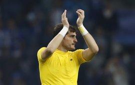 """Casillas: """"No me he retirado de la selección, Lopetegui apuesta por otro compañero"""""""