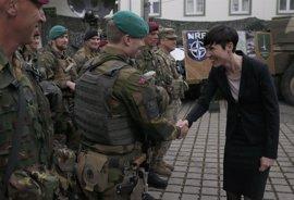 Noruega acepta tropas extranjeras en su territorio por primera vez tras la Segunda Guerra Mundial
