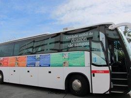Las reservas del grupo sanguíneo Cero negativo, bajas en Galicia