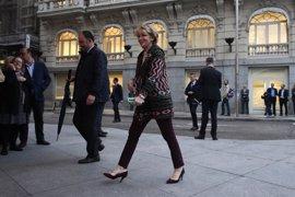 """Aguirre critica que Carmena viera antes un Madrid """"lleno de niños hambrientos"""" y ahora la califique de """"ciudad fastuosa"""""""