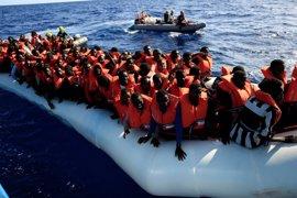 Al menos 3.740 inmigrantes y refugiados muertos en la travesía por el Mediterráneo en 2016