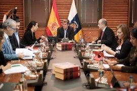"""PSOE lamenta la """"falta de avances"""" con CC para mantener el pacto en Canarias"""