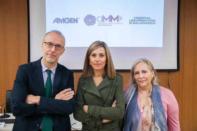 Miquel Barcells_Dra Maria Victoria Mateos_Teresa Regueiro