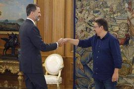 """El Rey sostiene que la situación respecto a Cataluña tiene que """"mejorar"""", según En Comú"""