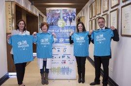 La Asociación de Diabéticos de Madrid y la Fundación para la Diabetes presentan la quinta Carrera y Caminata Popular