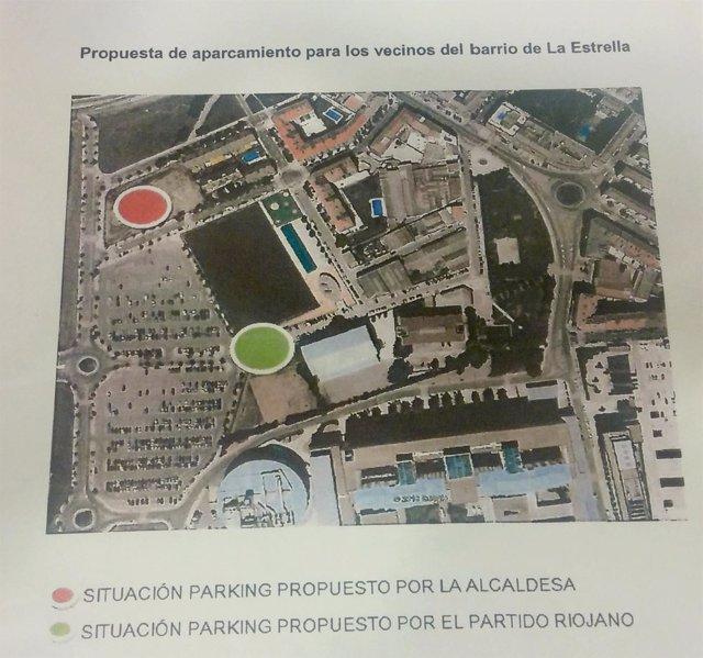 Imagen de la propuesta del PR+
