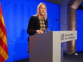 Munté celebra que el Rey quiera diálogo sobre Catalunya pero ve difícil cambiar la Constitución