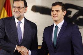 Rivera ratifica a Rajoy su apoyo a la investidura y da por revalidado el pacto