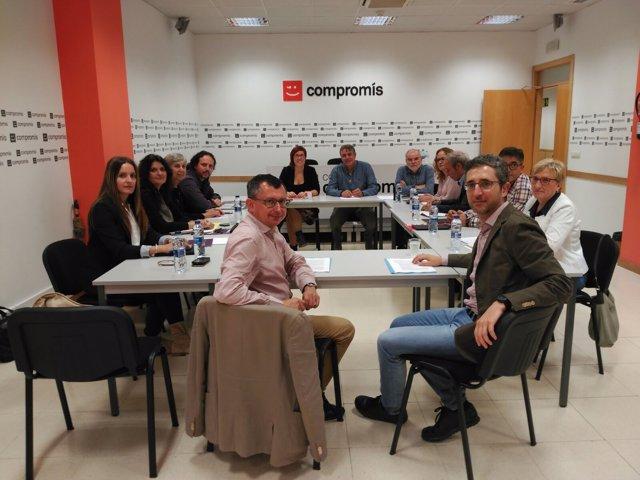Comisión de seguimiento del Acord del Botànic