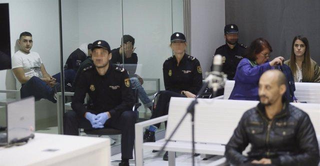 La Audiencia empieza a juzgar hoy a 6 presuntos miembros de una célula yihadista