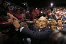 Juppé amplía su ventaja sobre Sarkozy en las primarias de Los Republicanos