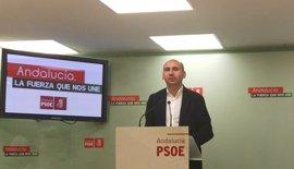 """PSOE-A pide a PP-A """"cordura y responsabilidad política"""" cuando hable de sanidad pública"""