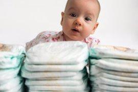 El Congreso pide rebajar al 4% de IVA los productos de higiene femenina y los pañales