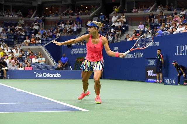 Angelique Kerber en el US Open