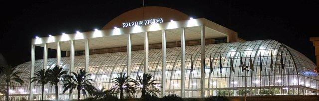 Palau de la Música de Valencia
