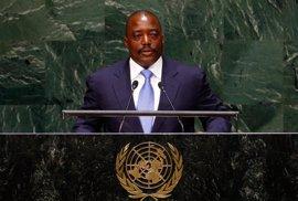 El 81 por ciento de los congoleños rechaza alargar el mandato del presidente Kabila