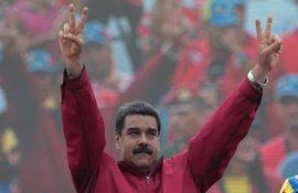 """Maduro sobre la ofensiva parlamentaria: """"Esto es un coletazo de Obama antes de irse"""""""