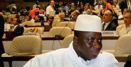 Gambia anuncia su decisión de abandonar el TPI