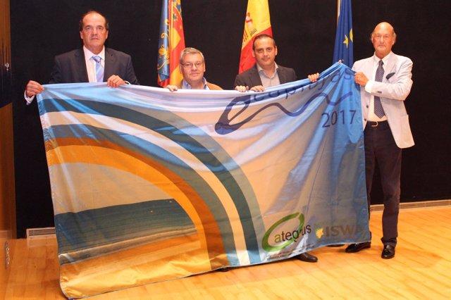 Entrega Ecoplayas en Gijón