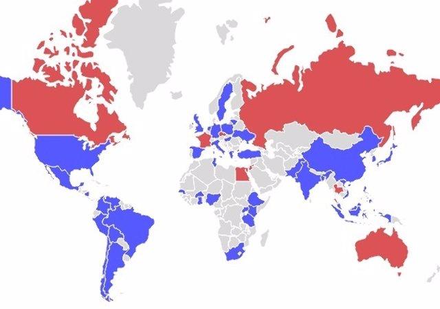 Cuál es el país más poderoso del mundo
