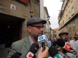 """Martiño Noriega sostiene que el portavoz de En Marea """"tiene derecho a tener recursos"""""""