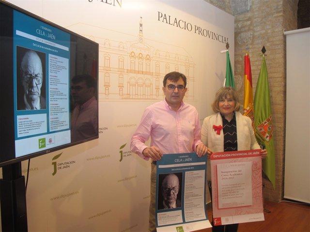 Presentación del I Seminario Cela y Jaén.