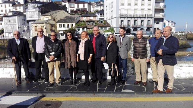 Reunión de la Junta Local del PP de Valdés.