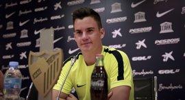 """Juanpi: """"Tenemos que trabajar mucho los 90 minutos en el Calderón"""""""