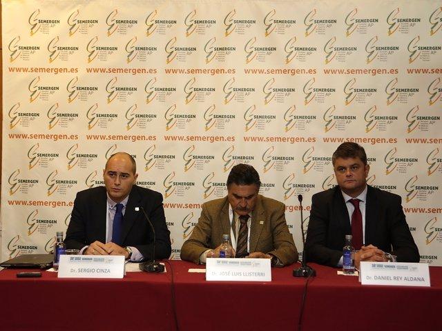 Congreso de Semergen en Santiago.