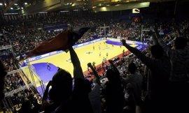 El Kombank Arena, sede de la F4 de 2018 de la Euroliga