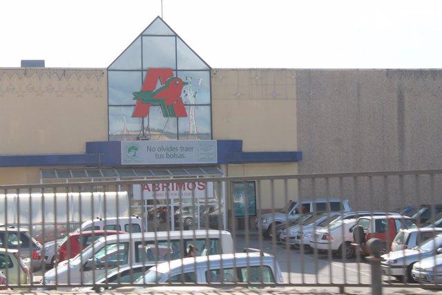 CENTRO COMERCIAL ALCAMPO, CUENCA