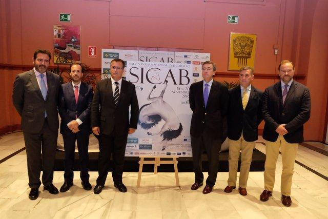 Presentación del Salón Internacional del Caballo, Sicab