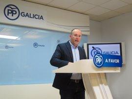 """El PPdeG sugiere que Villares """"no necesita un chófer sino un guardaespaldas"""""""