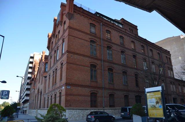Edificio de la Electra