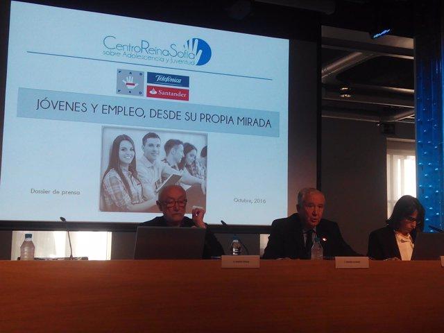 Presentación informe 'Jóvenes y empleo' de la FAD