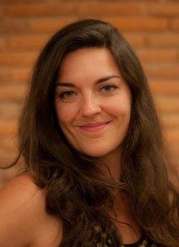 Elena Motta, candidata a liderar Podemos Santander