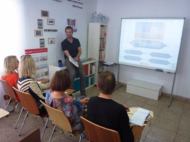 Turismo idiomático clases idiomas español profesor extranjeros clase aprender
