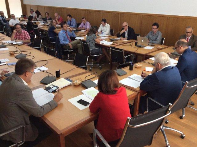 El Consejo de Gobierno de la UA, este miércoles