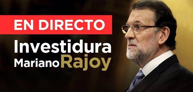Investidura 2016 | Directo