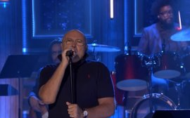 Vídeo: Phil Collins canta In the air tonight con The Roots