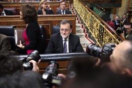 """Rajoy propone un Gobierno """"estable, duradero, capaz de gobernar y tranquilizador"""""""