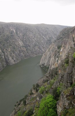 Parque Natural Arribes del Duero, en Castilla y León.