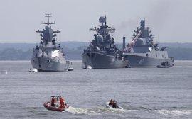 Rusia refuerza su flota en el Báltico y preocupa a Polonia y Suecia