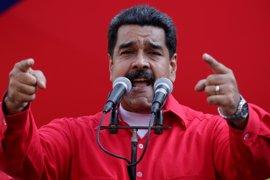 """Maduro llama a """"la lucha"""" al pueblo venezolano para evitar un """"golpe de Estado"""""""